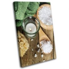 Bath Salts Candle Bathroom - 13-1246(00B)-SG32-PO